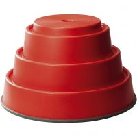 Build N'balance toppe, H: 24 cm, diam. 40 cm, 1 sæt/ 1 pk.