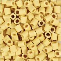 Nabbi Bio Beads, str. 5x5 mm, medium, gul, 3000 stk./ 1 pk.