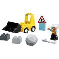 LEGO® DUPLO® Bulldozer, ass. farver, 1 pk., 10 dele