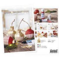 Postkort, Årets julekugle, A5, 14,8x21 cm, 1 stk.