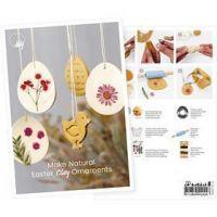 Postkort, Lad påsken blomstre, A5, 14,8x21 cm, 1 stk.