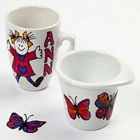 Transferfarve til glas og porcelæn