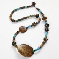 Halskæde med Indian Beads