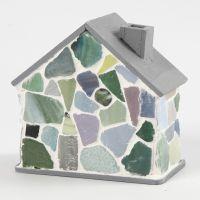 Sådan dekorerer du med mosaik og mosaikfiller