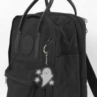 Spøgelse nøglering som vedhæng til fx skoletasken