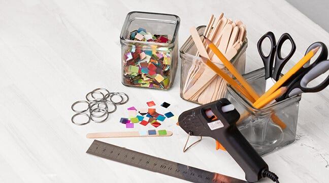 Hobby basisvarer og værktøj