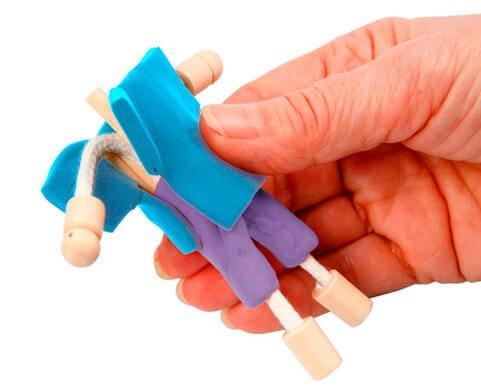 Brug Silk Clay til modellering af sjove figurer og dyr